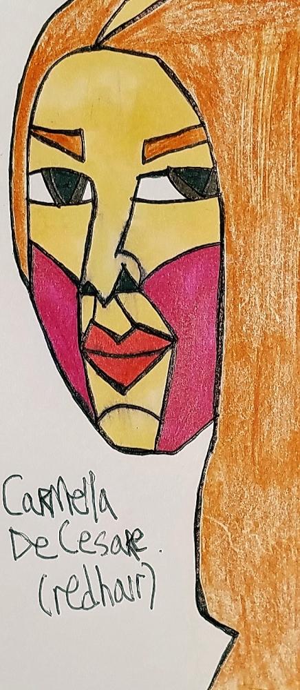 Carmella DeCesare par armattock